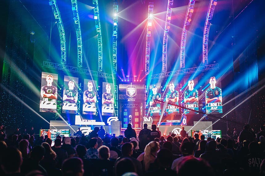 The rise of e-sport - WIDE | Switzerland