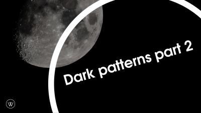 dark patterns
